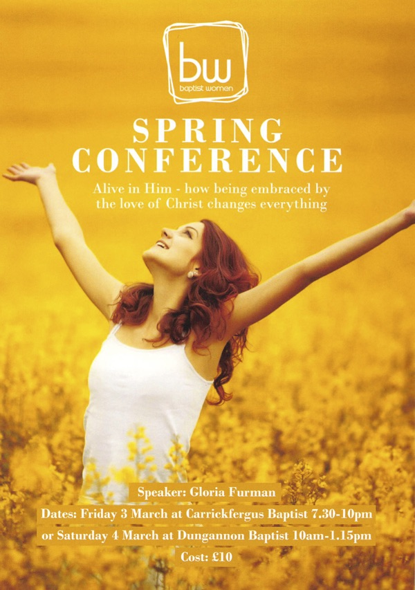 Baptist Women Spring Conference 2017 p1